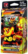 Pokemon Black & White Card Game Emboar Red Frenzy Theme Deck