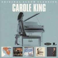 King Carole - Original Album Classics Nuovo CD