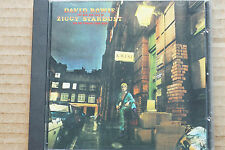 Rare David Bowie Ziggy Stardust Spiders Album CD CDP0777940023 Holland Stemra