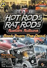 """""""BACK FROM THE DEAD"""" KUSTOM KULTURE HOT ROD DVD"""