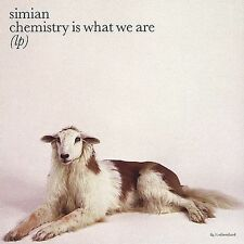 Chemistry Is What We Are [Bonus Tracks] by Simian (CD, Sep-2001, Source UK (UK))