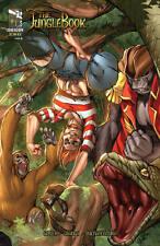 Grimm Fairy Tales The Jungle Book #1 D Variant Zenescope Garza (2012)
