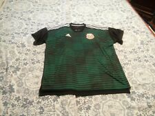 Mexico National Team adidas  Pre-Match Soccer Training Jersey Parley XL Green