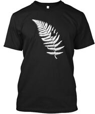 New Zealand Silver Fern 8 Hanes Tagless Tee T-Shirt