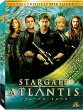 Stargate Atlantis - The Complete Season 4 (Box New DVD