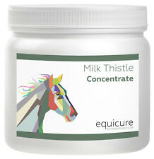 Equicure Milk Thistle Concentrate - 100g - Equine Supplement - Free Delivery