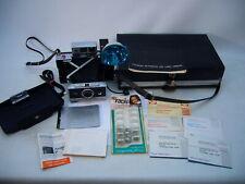 Polaroid Auto 250 Land Camera Cold Clip # 193- Flash Gun & Bulbs Untested