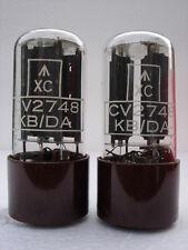 MULLARD GZ30 CV2748 TUBES  (NOS)