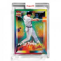 2021 Topps Project 70® Card 175 - Cal Ripken Jr. by RISK - PRE-SALE - Baltimore