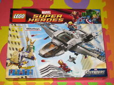 LEGO Marvel Super Heroes 6869 Quinjet Aerial Battle NEW