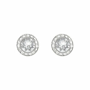 Angelic Crystal Stud Pierced Earrings Made with SWAROVSKI® Crystals