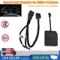 Speed Limit Emulator For BMW F/G Series SLI MPH NBT with LCD Dashboard Display