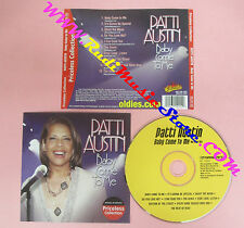 CD PATTI AUSTIN Baby Come To Me 2003 Usa COLLECTABLES no lp mc dvd (CS63)