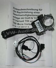 Original VW Tempomat GRA - Golf 4, Bora Benzinmotor 1J0998527B
