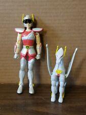 "Saint KNIGHTS OF THE ZODIAC Pegasus Seiya 5.5"" Figure Complete Loose"