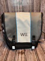 Official NINTENDO WII Console Carry Case MESSENGER BAG Travel Shoulder Bag