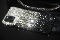 Bling Gradient Black Diamond Case For iPhone 11 Pro Max With SWAROVSKI ELEMENTS