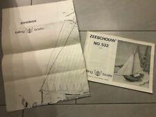 Billing Boats Bauplan und Baubeschreibung Zeeschouw