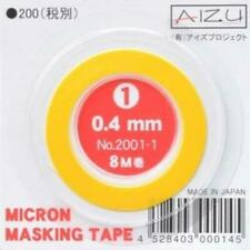 Aizu Project 0.4mm x 5M Masking Tape  2001-1