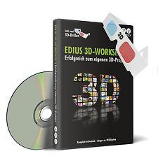 DVD aprendizaje por EDIUS 3d-Workshop
