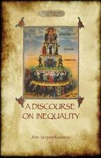 A Discourse on Inequality by Jean-Jacques Rousseau (2013, Paperback)