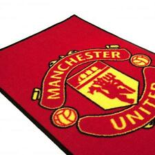 Official Manchester United F.c Bedroom Rug