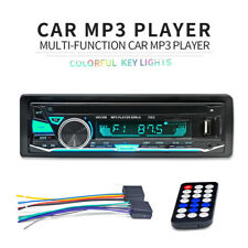 Highquality stereo FM radio Bluetooth Car Radio Player In-Dash FM Aux SD/USB/MP3