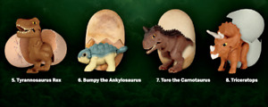 2020 McDONALD'S Jurassic World Camp Cretaceous HAPPY MEAL TOYS Choose Toy
