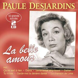Desjardins, Paule - La belle amour - 50 große Erfolge CD *NEU*OVP*