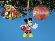 Decoration Xmas Ornament Party Decor Disney Olympics Mickey Mouse Basketball