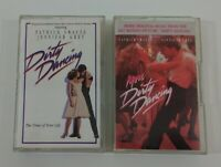 Dirty Dancing & More Dirty Dancing Cassette Tape Lot