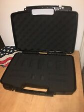 Drum microphone Hardshell Case Fits DRDK4/7 Set DRST100 Tom DRK100 DRC100 Mics