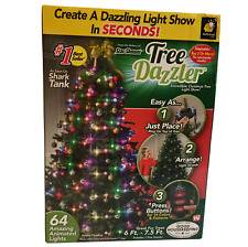 Star Shower Tree Dazzler Christmas Animated LED Light Show Display