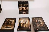 The Lord Of The Rings Trilogy (DVD, 2005, 5-Disc Set, Box Set); ONE DISC MISSING