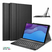 Keyboard Case for for Lenovo Tab M8 HD Stand Cover Detachable Wireless Keyboard