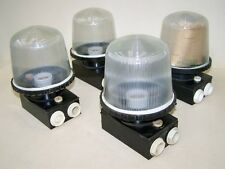 Rustikale alte Warnlampe, IP 56 Art Deco Industrie Design Lampe
