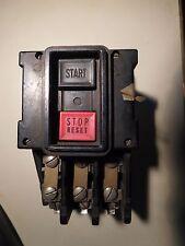 General Electric CR1062R2B Manual Motor Starter