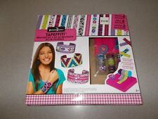 Fashion Angels Tapeffiti do it yourself Girls bracelet making craft kit used