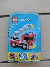 LEGO CREATOR 6911 CAMION DI SOCCORSO 3in1 Elicottero