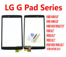 f ECRAN TACTILE Touch Screen Digitizer Replacement For LG G Pad Series Tablet