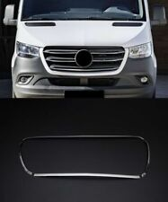 2018Up Mercedes SPRINTER W907 Chrome Front Outer Grill 4Pcs Stainless Steel