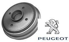Genuine Peugeot 106 MK1 Van  Rear Brake Drum 424734