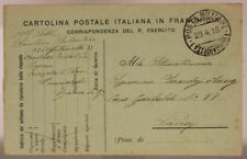 POSTA MILITARE 7^ DIVISIONE 29.4.1916 #XP253I