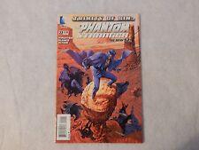 The Phantom Stranger #22 Dc 2014 Vf/Nm High Grade
