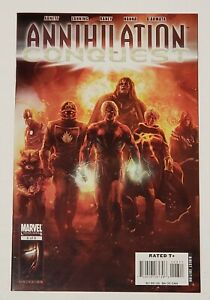 ANNIHILATION CONQUEST #1- #6 2007 1st  GUARDIANS OF THE GALAXY MARVEL COMICS NM+