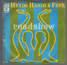 ROADSHOW - RHYME AND TIME # HEADS HANDS  FEET
