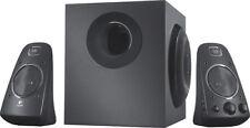 Logitech - Z623 2.1 Speaker System (3-Piece) - Black