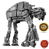 Building Blocks Sets Star Wars First Order Heavy Assault Walker Kids Toys 05130