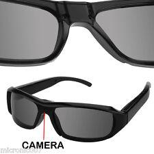1080p FULL HD SPY VIDEOCAMERA DVR Occhiali da sole record HQ VIDEO / Sound Recorder & PHOTO's