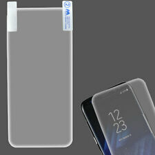 For Samsung Galaxy S8  Clear Screen Protector Film Guard (with Curved Coverage)